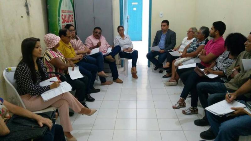 Conselho Municipal de Saúde aprova 2 projetos do governo municipal na área da saúde