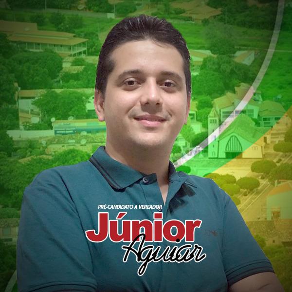 Junior Aguiar lança pré-candidatura a Vereador de Brasileira