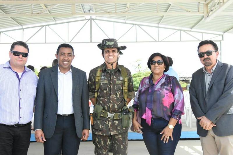 26 anos depois jovens de Floriano voltam a servir ao exército no 3º BEC