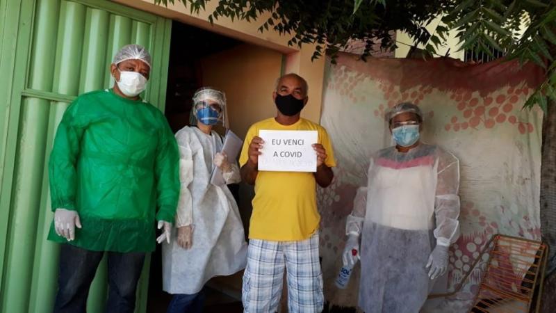 Covid-19: Joaquim Pires comemora mais 29 pacientes recuperados
