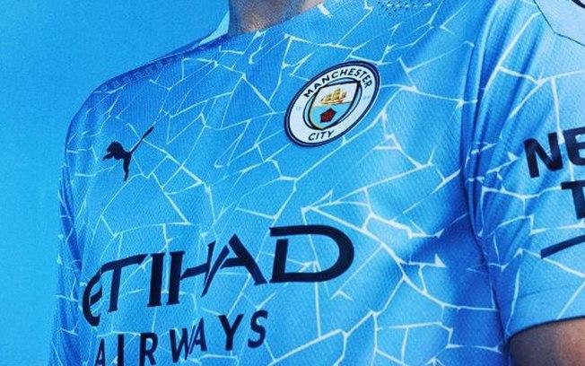 Manchester City apresenta sua nova camisa; Veja detalhes!