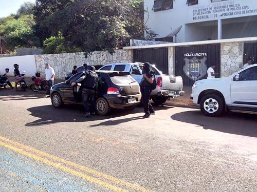 Homem é preso após aliciar e ameaçar menina de 12 anos no Piauí