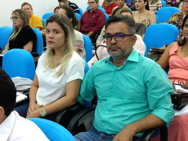 Secretário de governo de Pimenteiras participou de evento sobre saúde na APPM