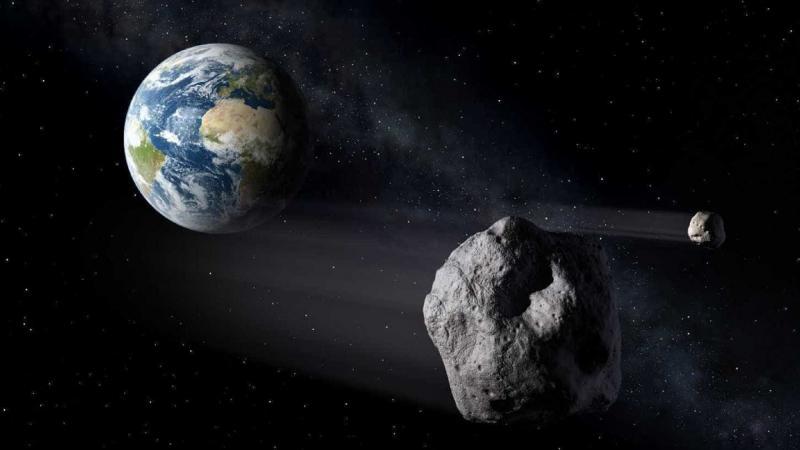 Asteroide passa próximo da Terra nesta sexta-feira