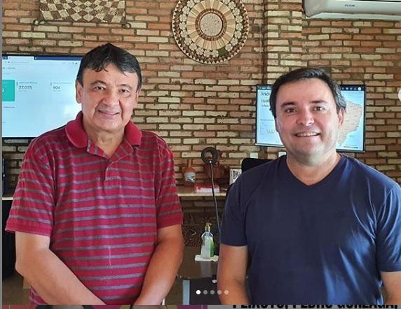 'Não precisa ter ciúmes', diz Fábio Novo sobre apoio de Wellington Dias
