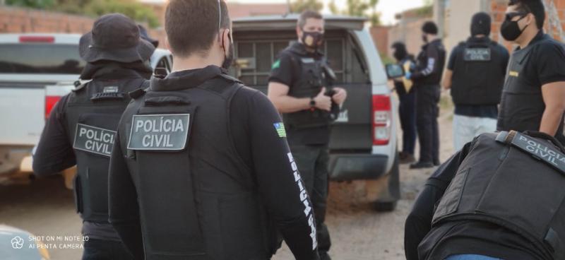 Foto: Reprodução/Polícia Civil