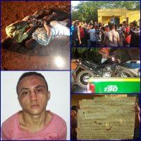 Foragidos da Penitenciaria de Esperantina são recapturados por populares e pela policia
