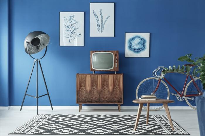 Saiba como criar uma decoração retrô para a sua casa