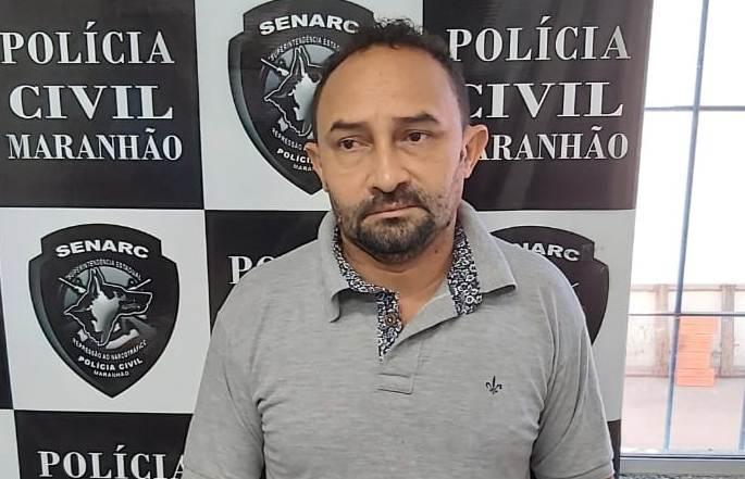 'De Assis' foi condenado em sentença decorrente do crime de tráfico de drogas ocorrido no ano de 2008.