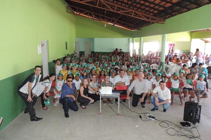 Autoridades participam do I Simpósio de Educação Ambiental em Demerval Lobão