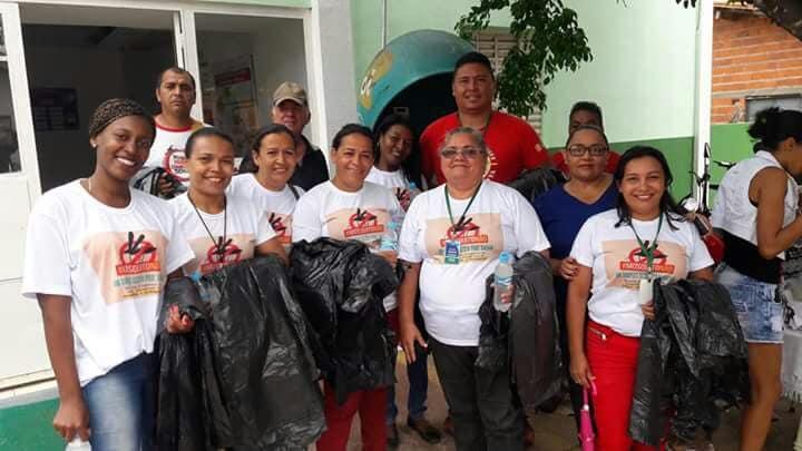 Equipes da ESF e endemias de Demerval Lobão intensificam campanha contra o mosquito Aedes Aegypti