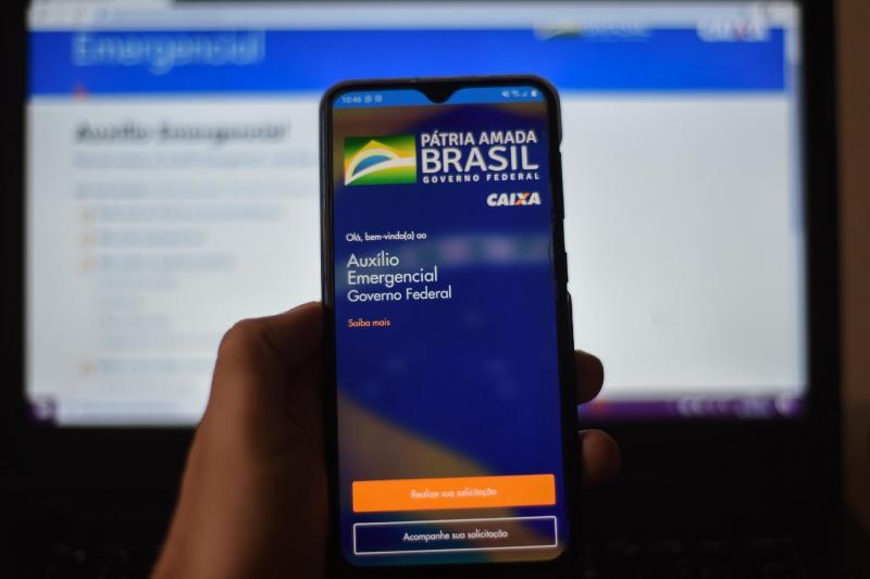 Auxílio emergencial: Dataprev libera mais 805 mil pedidos