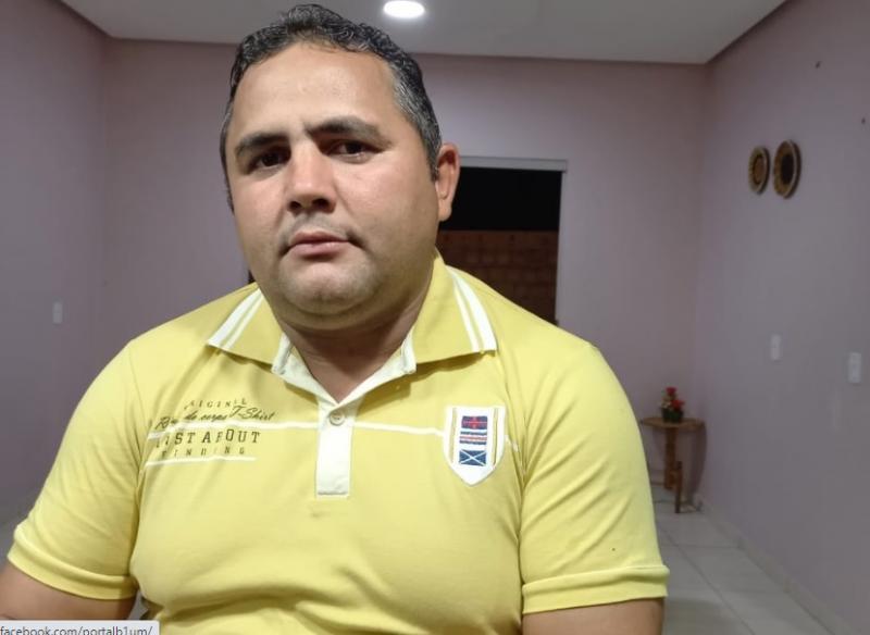 Vereador Rômulo Pessoa anuncia pré-candidatura em Palmeiras do Piauí