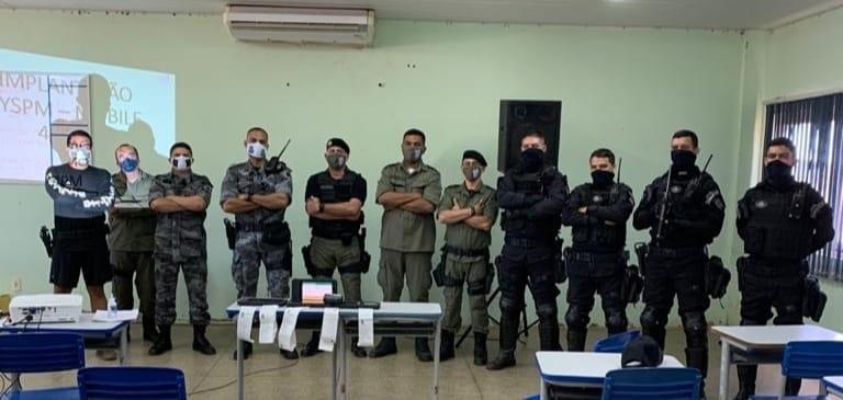 Policiais do 4º BPM de Picos participam de capacitação