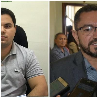 Prefeito de Picos Pe. Walmir exonera secretário de Obras Weslley Bezerra