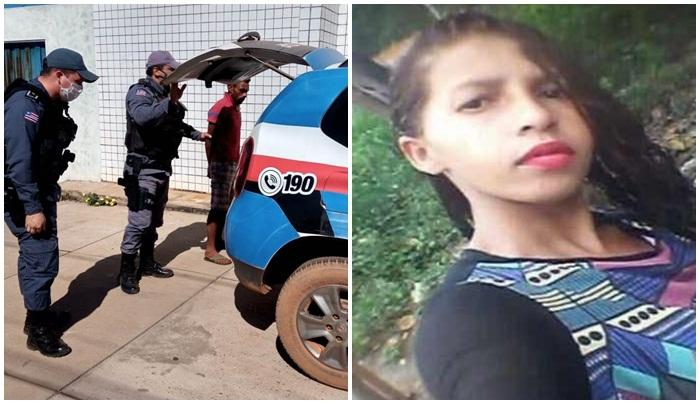 11ºBPM-MA/Timon prende feminicida que matou ex-mulher na Zona Rural