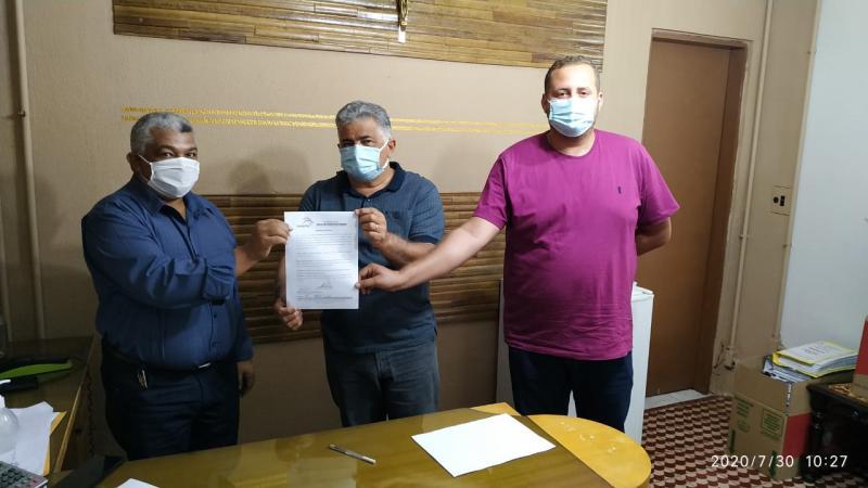 Em solenidade, prefeito assina ordem de serviços e autoriza obras em Inhuma