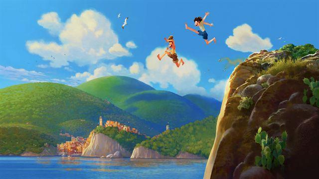 LUCA: Pixar anuncia nova animação para 2021