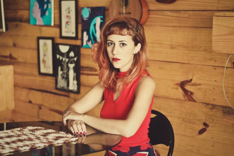 Fernanda Paz - Foto José Ailson (Um Zé, @um_ze)