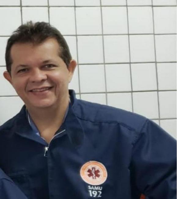 Diretor médico do Samu morre após complicações da covid-19