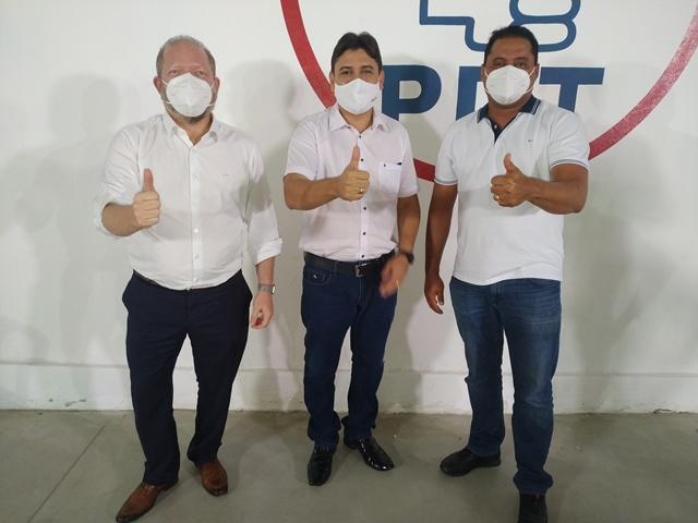 Lideranças nacionais do PDT elegem Picos como uma das prioridades.
