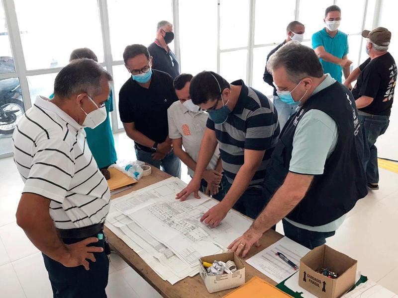 Parnaíba irá ganhar unidade pós Covid-19 em centro de reabilitação
