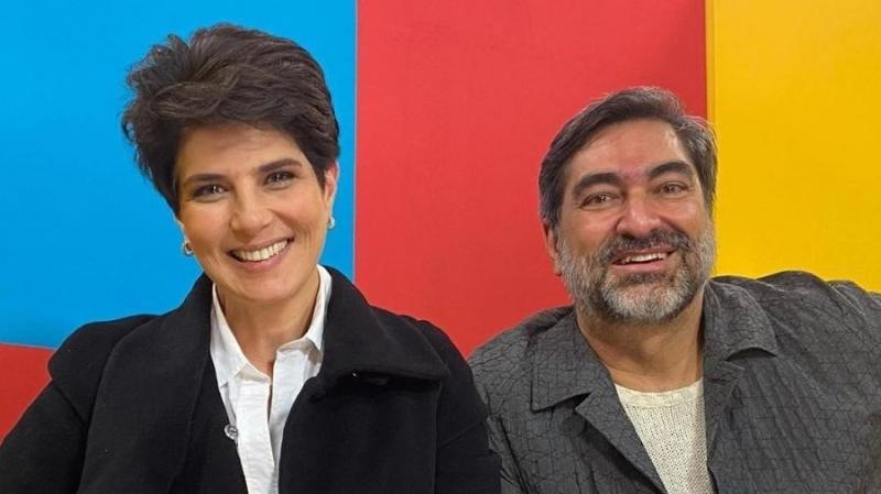 Programa de Mariana Godoy e Zeca Camargo na Band é adiado