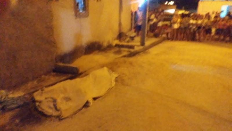Jovem é morto a tiros na zona sul de Teresina