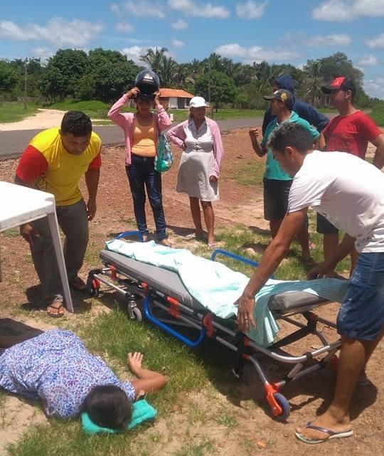 Colisão entre carro e moto mata mulher no Piauí
