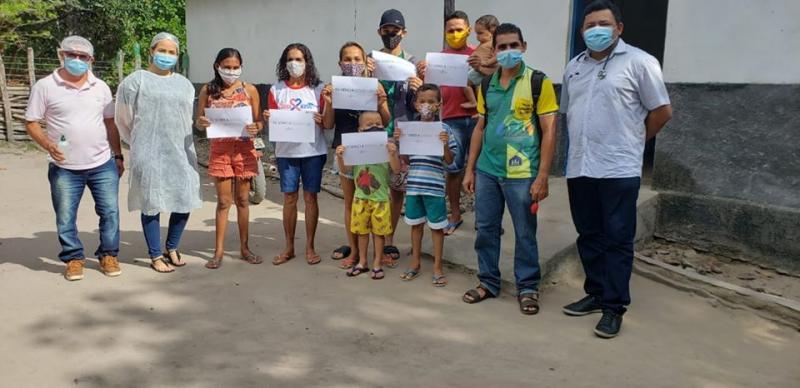 Joaquim Pires comemora a recuperação de 22 pacientes da Covid-19