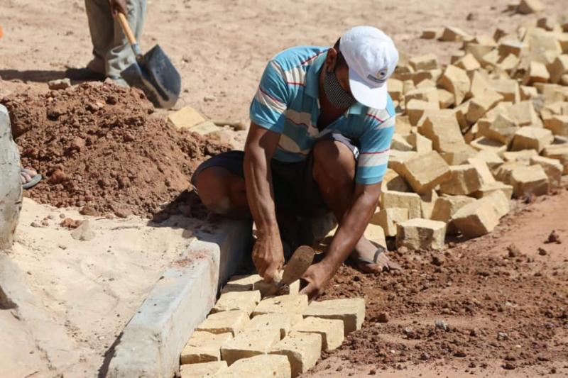 Prefeitura de Altos inicia obras de calçamento no bairro Santa Luz