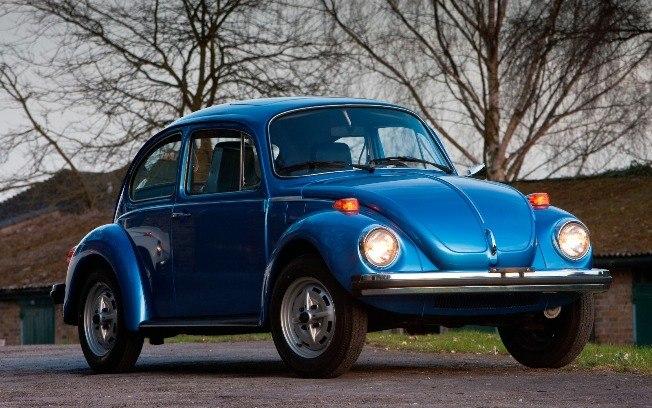 Conheça cinco versões do Volkswagen Fusca que não vieram para o Brasil