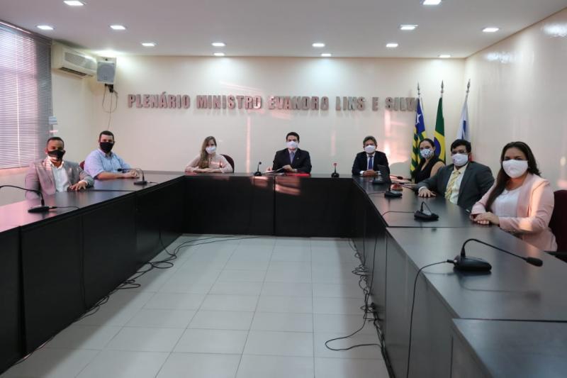 OAB empossa Presidente e Vice-Presidente do Conselho da Jovem Advocacia