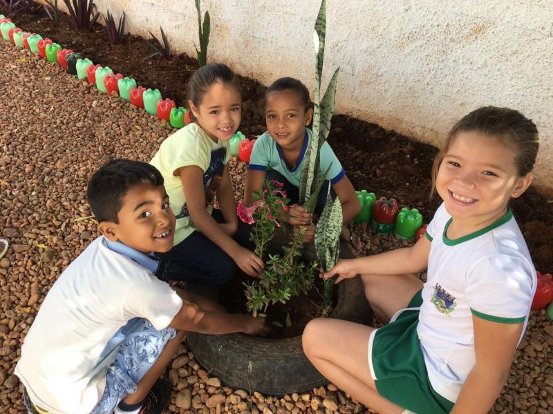 SEMAR desenvolve educação ambiental nas escolas através do programa ECO KIDS