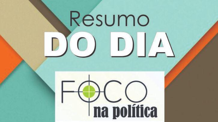 Foco na Política com o jornalista Milton Atanazio, direto de Brasília