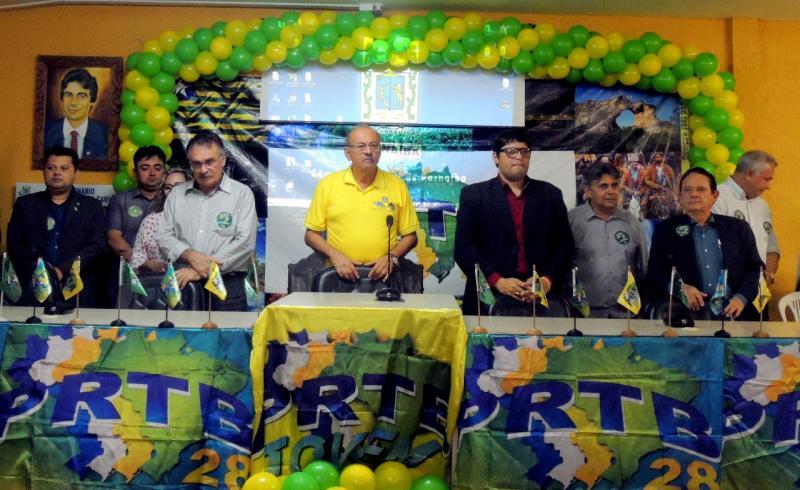 PRTB lança pré-candidatura do empresário Cândido Inácio no Piauí