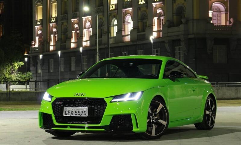 Audi pode cancelar novos TT e R8 por corte de custos