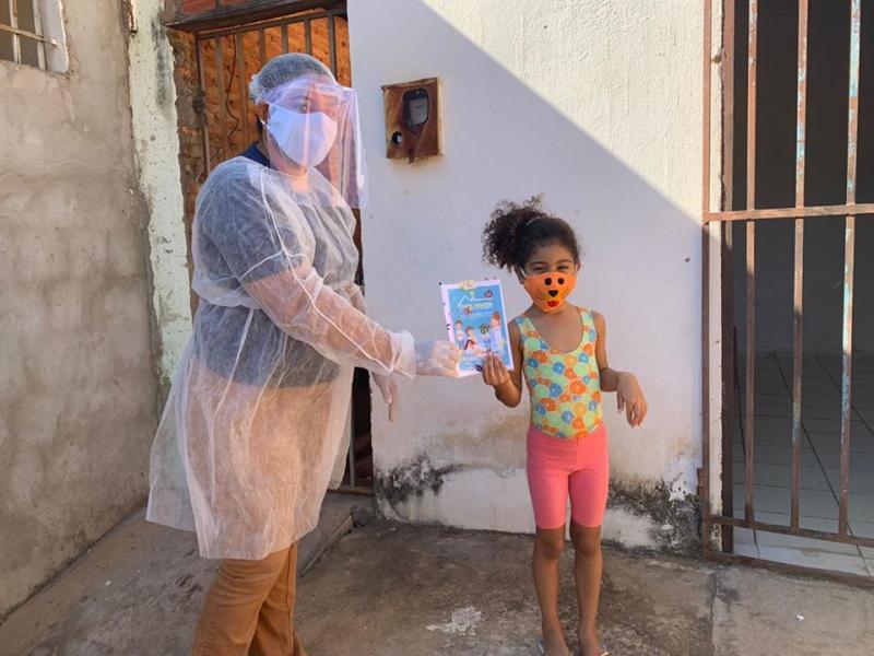 Serviços de assistência social continuam sendo ofertados em Oeiras