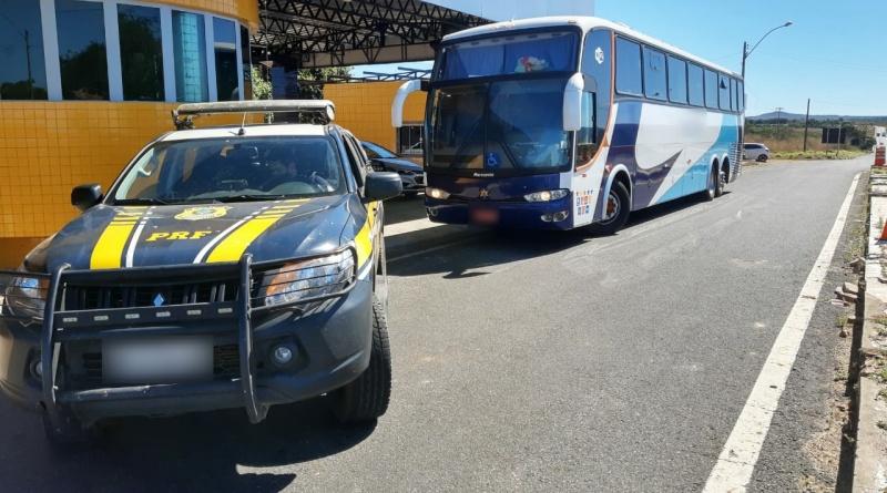 Condutor é preso com veículo adulterado na BR 343