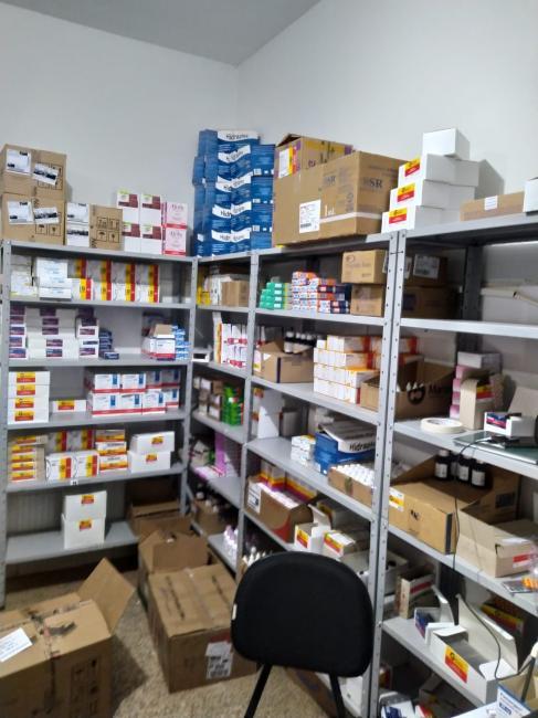 Prefeito Manim adquire materiais e equipamentos para a Saúde de Gilbués