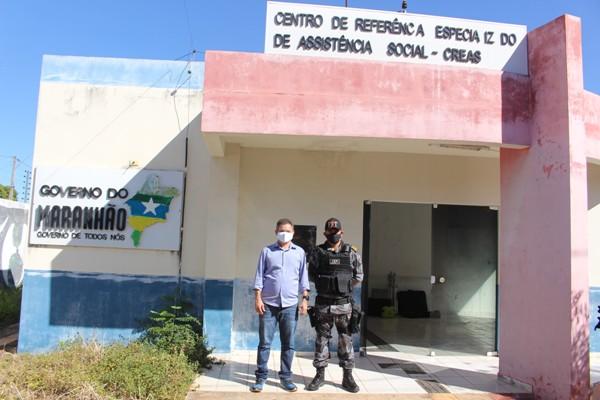 Rafael Leitoa anuncia Companhia Militar com 60 PMs para o Cidade Nova