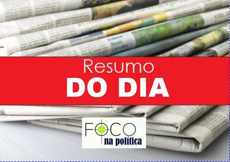 Foco na Política com o jornalista Milton Atanazio direto de Brasília