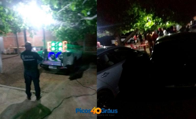 Dono de bar rasga multa de R$ 6,3 mil na frente da polícia e termina preso