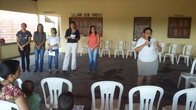 Prefeitura de Amarante coloca a 8ª Equipe de Saúde a serviço da população