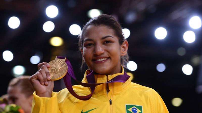Sarah Menezes será homenageada na calçada da fama no Rio de Janeiro
