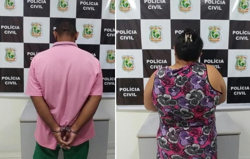 Pai e mãe são presos suspeitos de estuprar quatro filhas