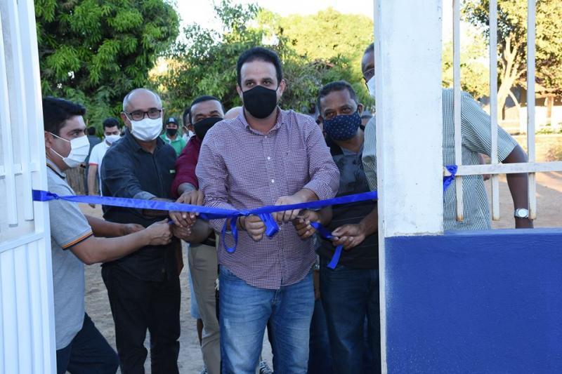 Prefeitura de Amarante inaugura reformas de Postos de Saúde na zona rural