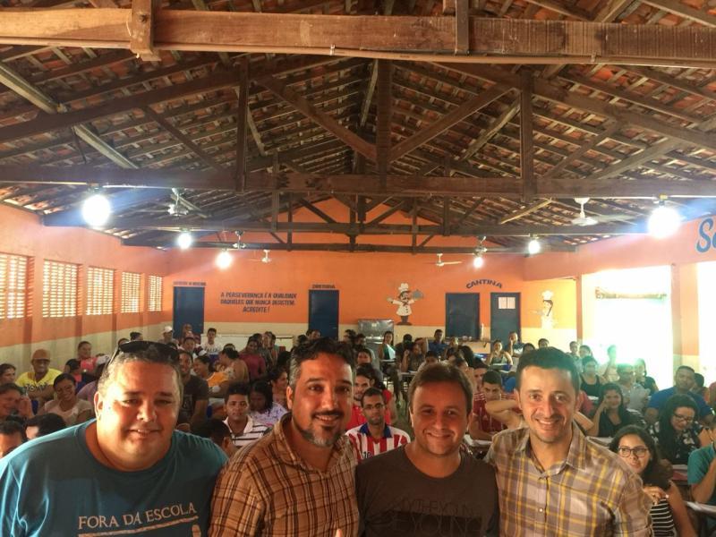 Prefeitura de São Pedro Piauí oferece preparatório gratuito para concursos públicos