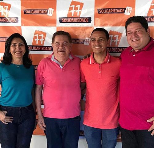 Alcântara rompe com Marcelo e declara apoio a Ceiça Dias