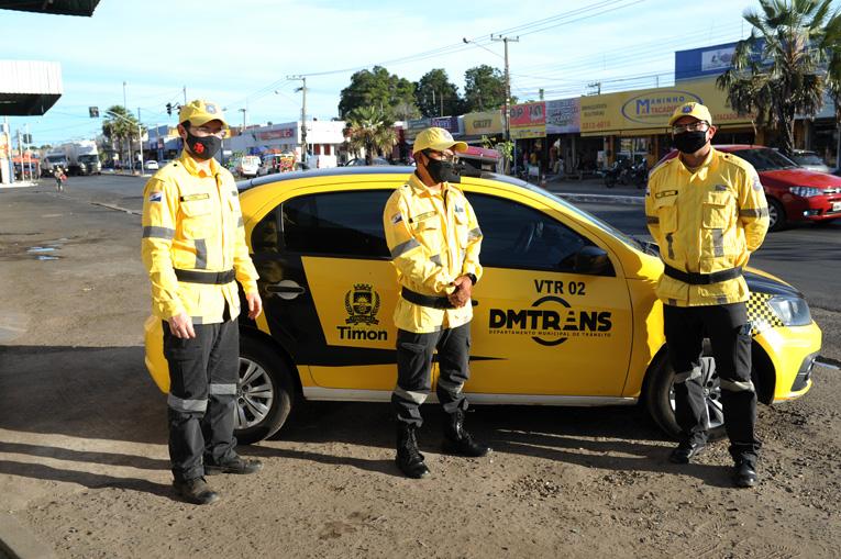 Departamento Municipal de Trânsito de Timon segue com atividades essenciais